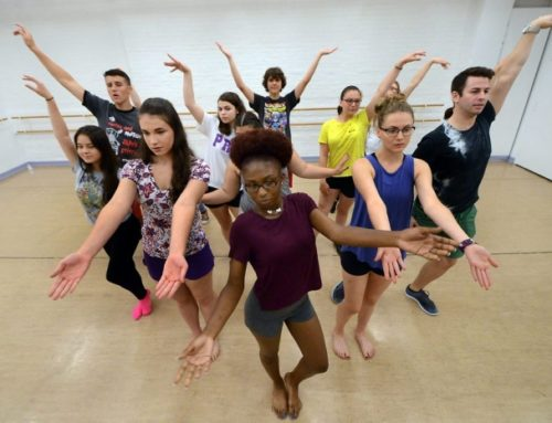 Arts program for all: Arts Alive students, local seniors collaborate to stage final exhibitions