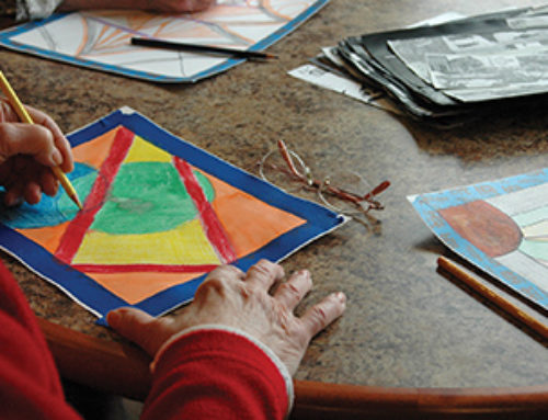 A Study Partnership In High-Quality Arts For Older Adults
