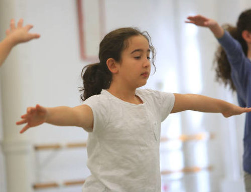 Students learn from pros at Broadway Bootcamp