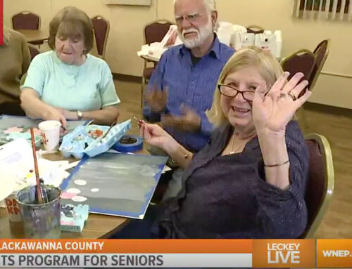 WNEP: Free arts program for seniors