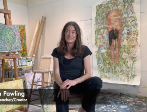 Meet our Artists! Leigh Pawling