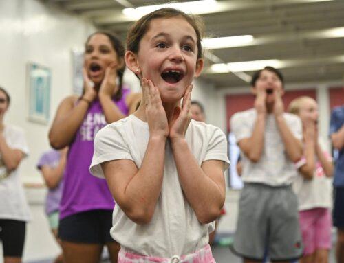 Kids return to stage and studio through Arts Alive